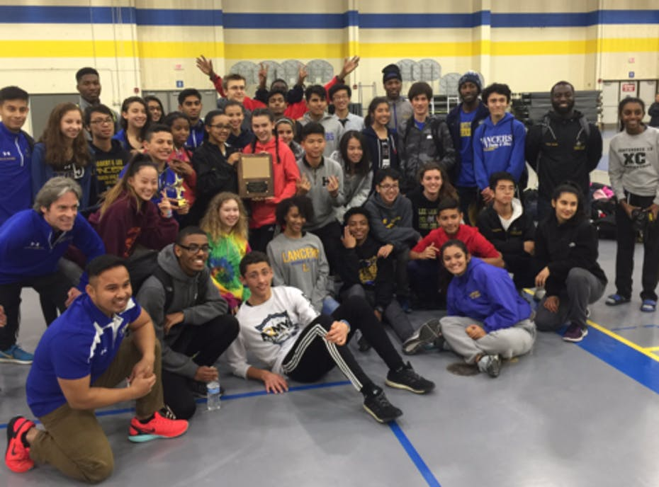 Robert E. Lee Track and Field