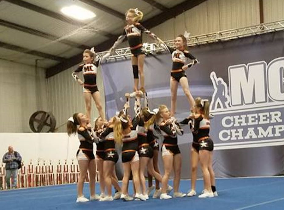 Midwest Cheer Cougars