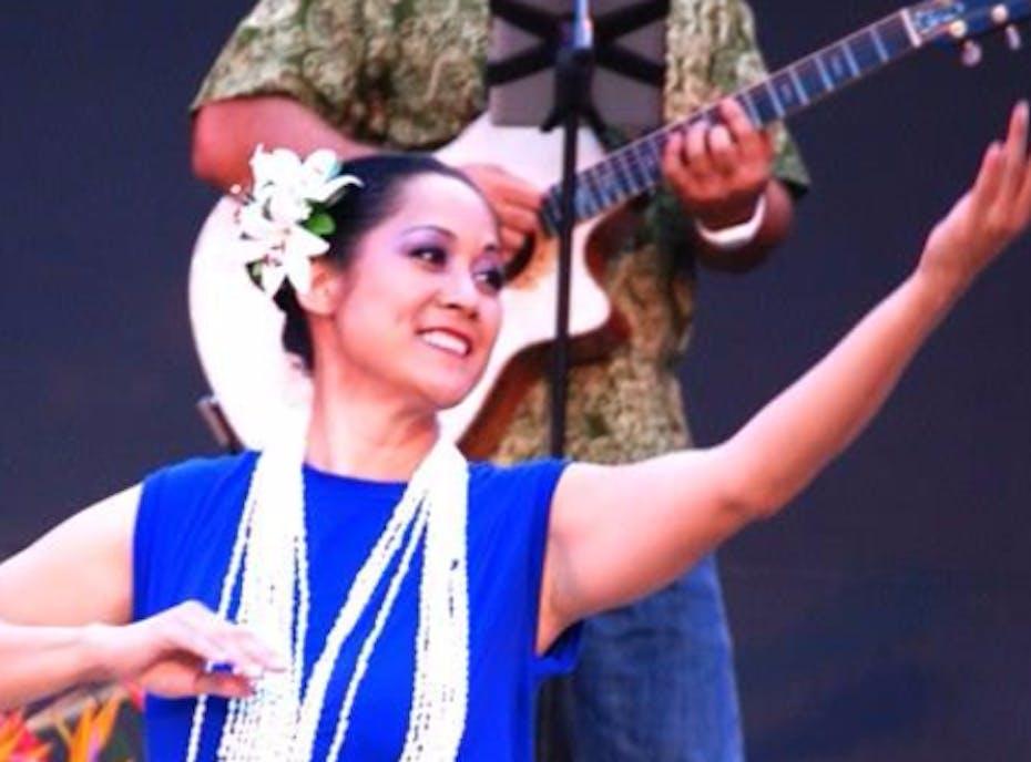 Halau O Kahealani