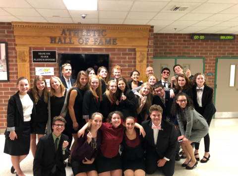 drama fundraising - FCHS Speech & Theatre