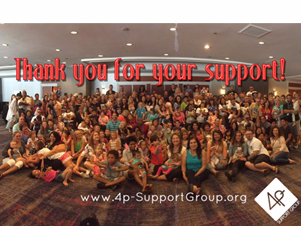 4p- Support Group (Wolf-Hirschhorn syndrome)