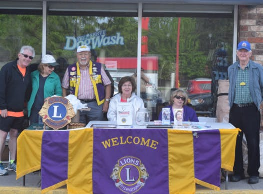 lions club fundraising - Thornhill District Lions Club