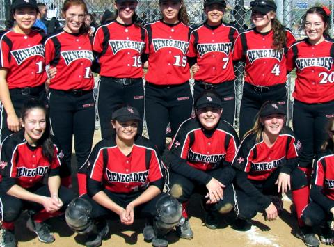 softball fundraising - WR Renegades '03