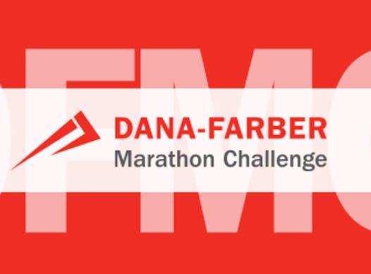 running fundraising - Dana Farber Marathon Challenge