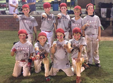 Germantown Giants 9U Baseball