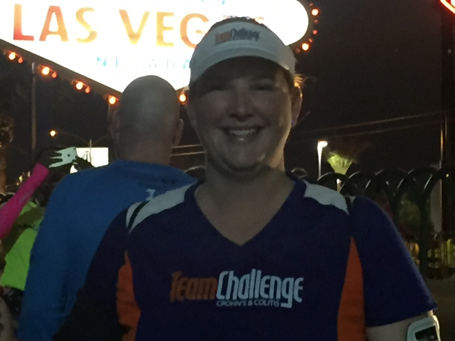 Kirstie's Team Challenge Race to Support the Crohn's & Colitis Foundation