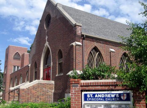 Saint Andrew's Holiday Fundraiser 2017