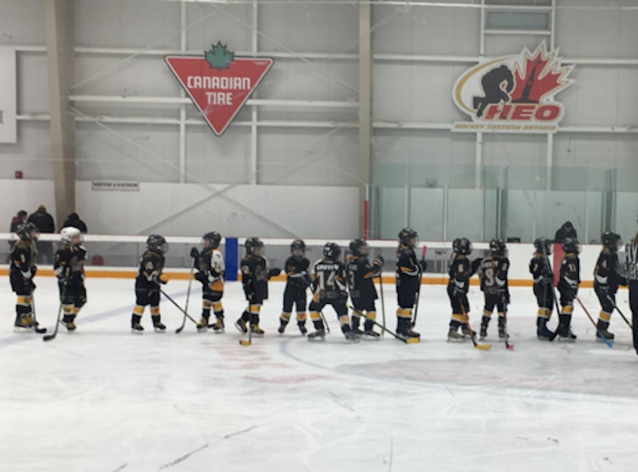 Smiths Falls Cubs - Novice C