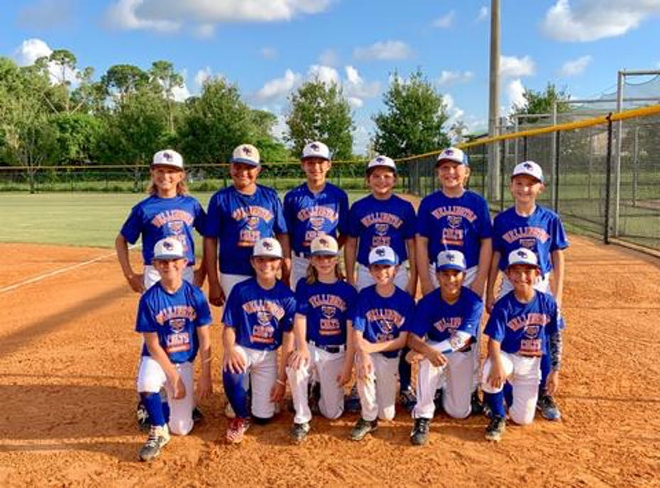 Wellington Colts 12U Baseball