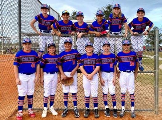 baseball fundraising - Wellington Colts 12U Baseball