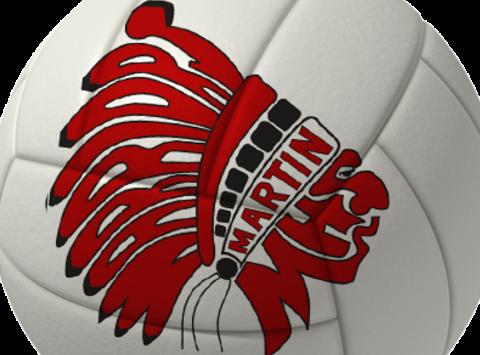 Martin High School Volleyball