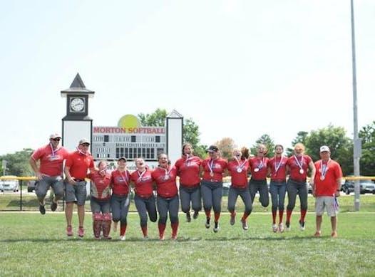 softball fundraising - Morton Mystics 16U