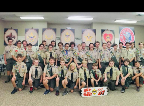 Verdigris Scout Troop 87