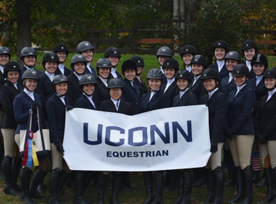 UConn Equestrian Team