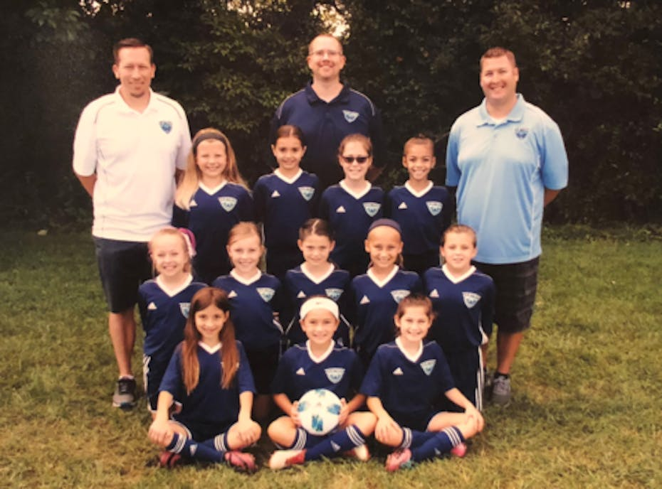 Aston United '09 Girls