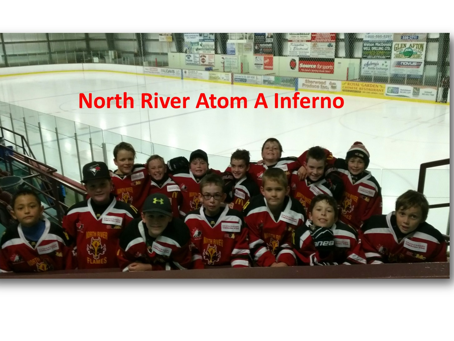 North River Atom A Inferno