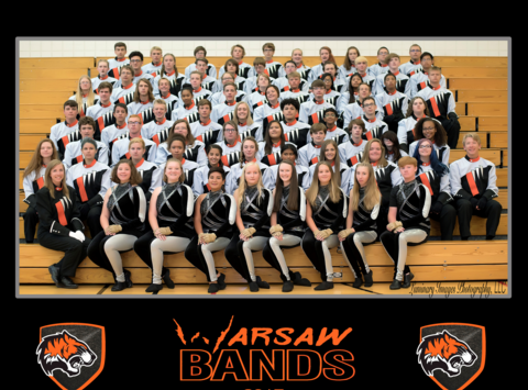 Warsaw Marching Band