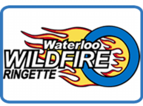 ringette fundraising - Waterloo Wildfire U9