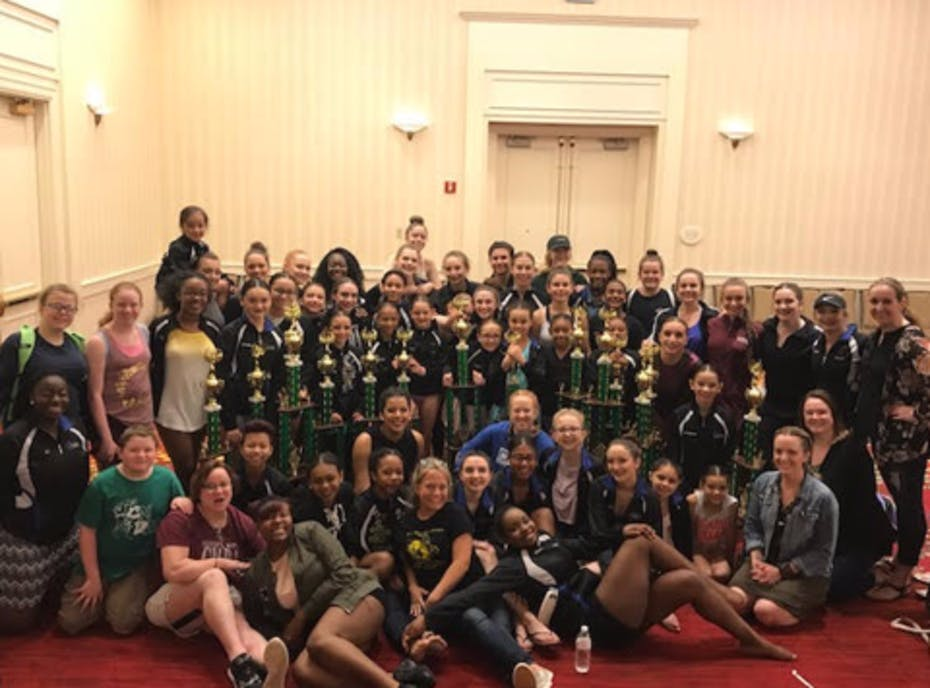 Central Mass Dance Academy Competition Team