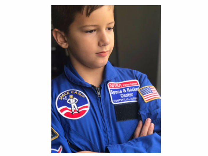 Cooper's Space Camp 2018 Fundraiser