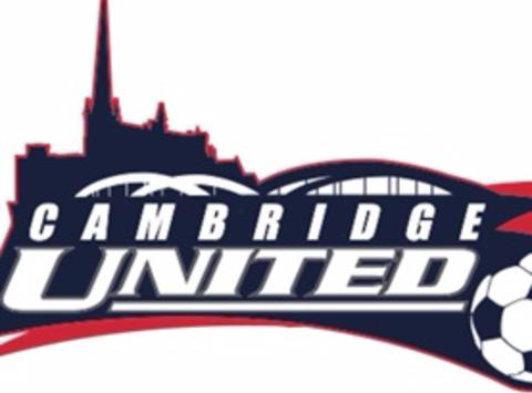 Cambridge United U10 Boys Target Squad 2017/2018 - Coach Mark