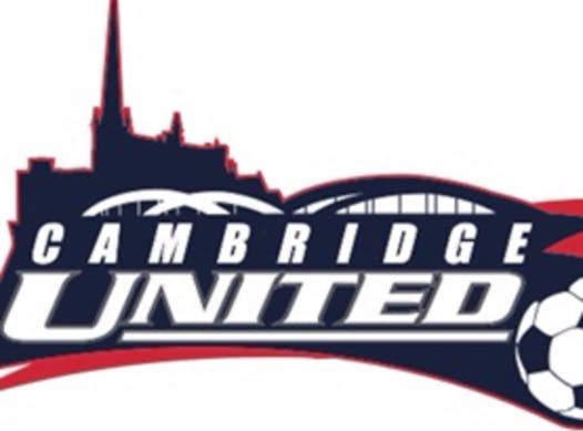 soccer fundraising - Cambridge United U12Boys Target Squad - Coach Jaime