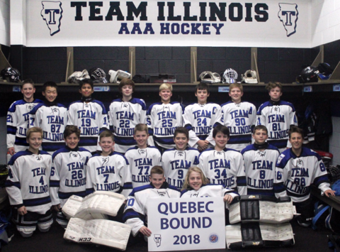 Team Illinois 2005 AAA Hockey
