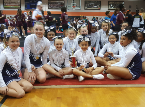 Swansboro League Cheerleading