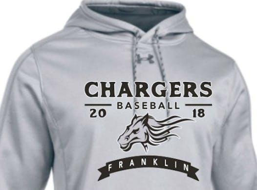 baseball fundraising - Franklin Chargers 13U
