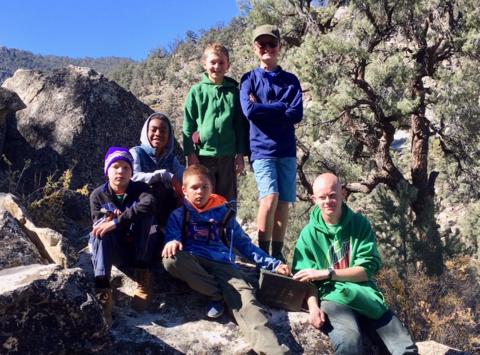 Boy Scouts Troop 247