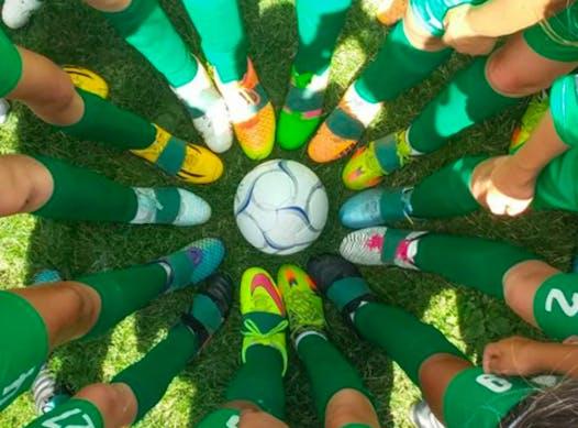 soccer fundraising - Oshawa Turul 2005 Girls