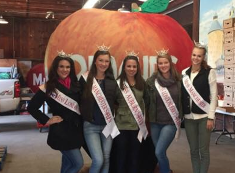 Miss Londonderry/Manchester