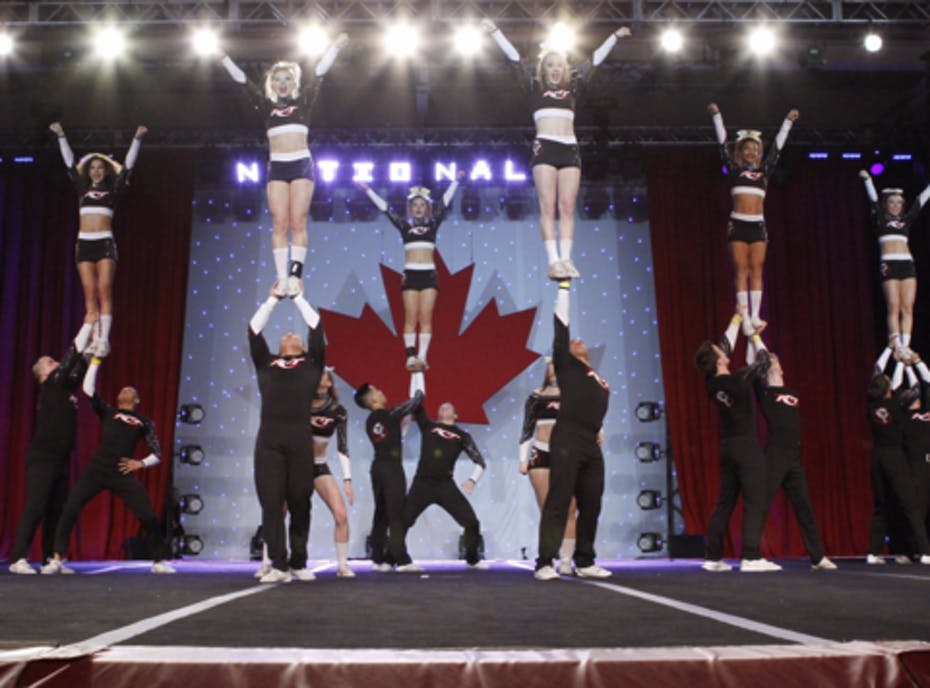 Power Cheer Toronto Worlds Teams