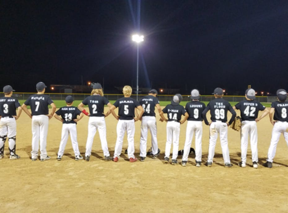 Blacksox Baseball 13U (Thomas)