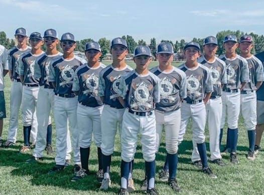 baseball fundraising - Cal Sand Dawgs 14u