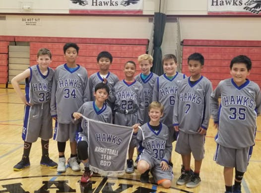 basketball fundraising - AK Hawks Basketball