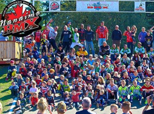 cycling fundraising - Nanaimo BMX