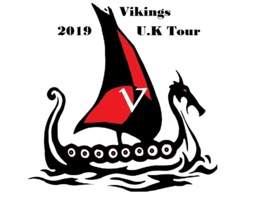 2019 Vikings UK Tour