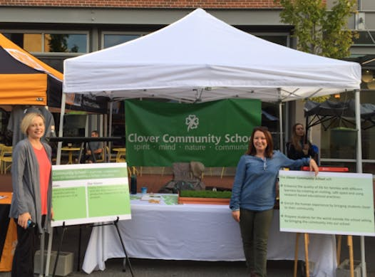 education supplies & expenses fundraising - Clover Community School