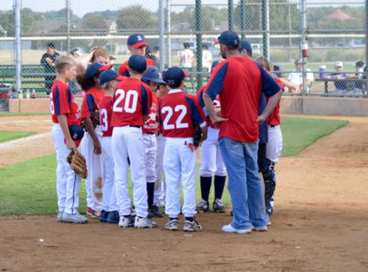 baseball fundraising - Lone Star Renegades