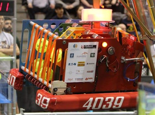 robotics fundraising - MakeShift Robotics