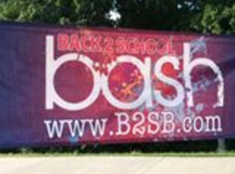 Back to School Bash Mooresville, NC