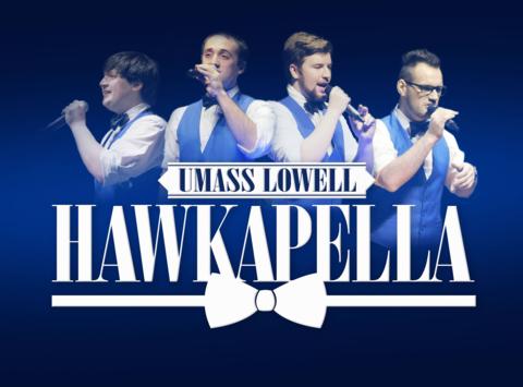 music fundraising - UMass Lowell Hawkapella