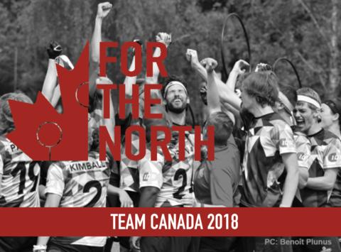 Quidditch Canada Team Canada