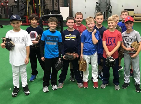 baseball fundraising - Fishers Express 9u Blue (2017-18)