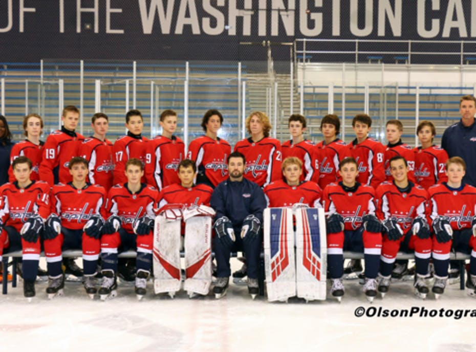 2005 Washington Little Caps