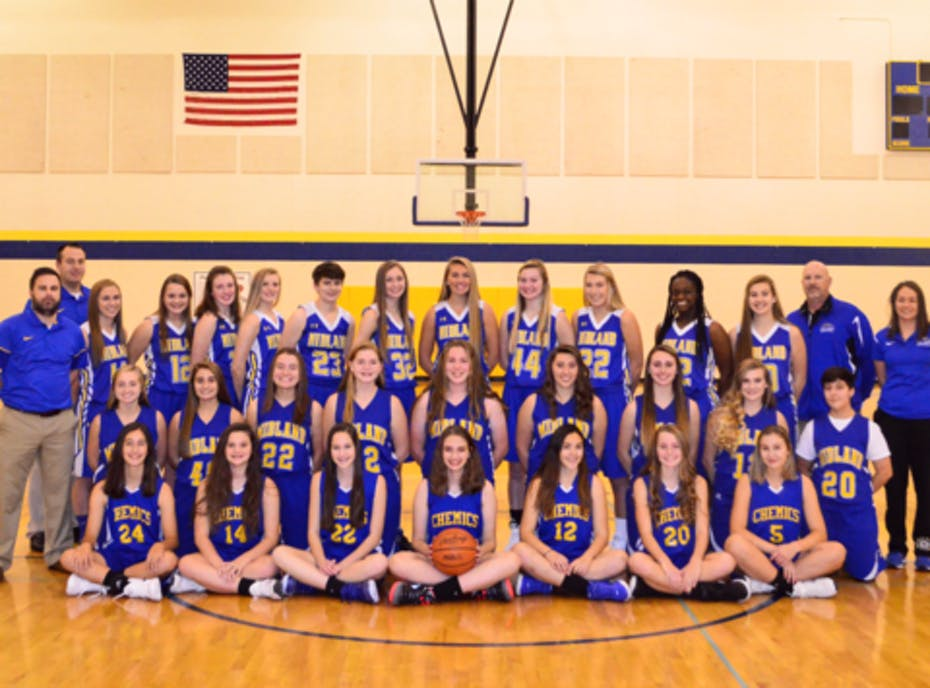 Midland High School Girls Basketball