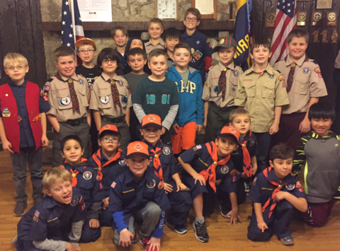 Cub Scout Pack 183 Wreath Sales