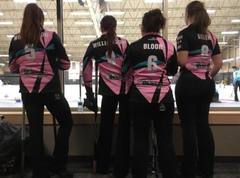 curling fundraising - Team Williamson Curling