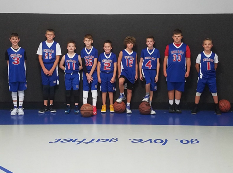 Montgomery Indians Class 2026